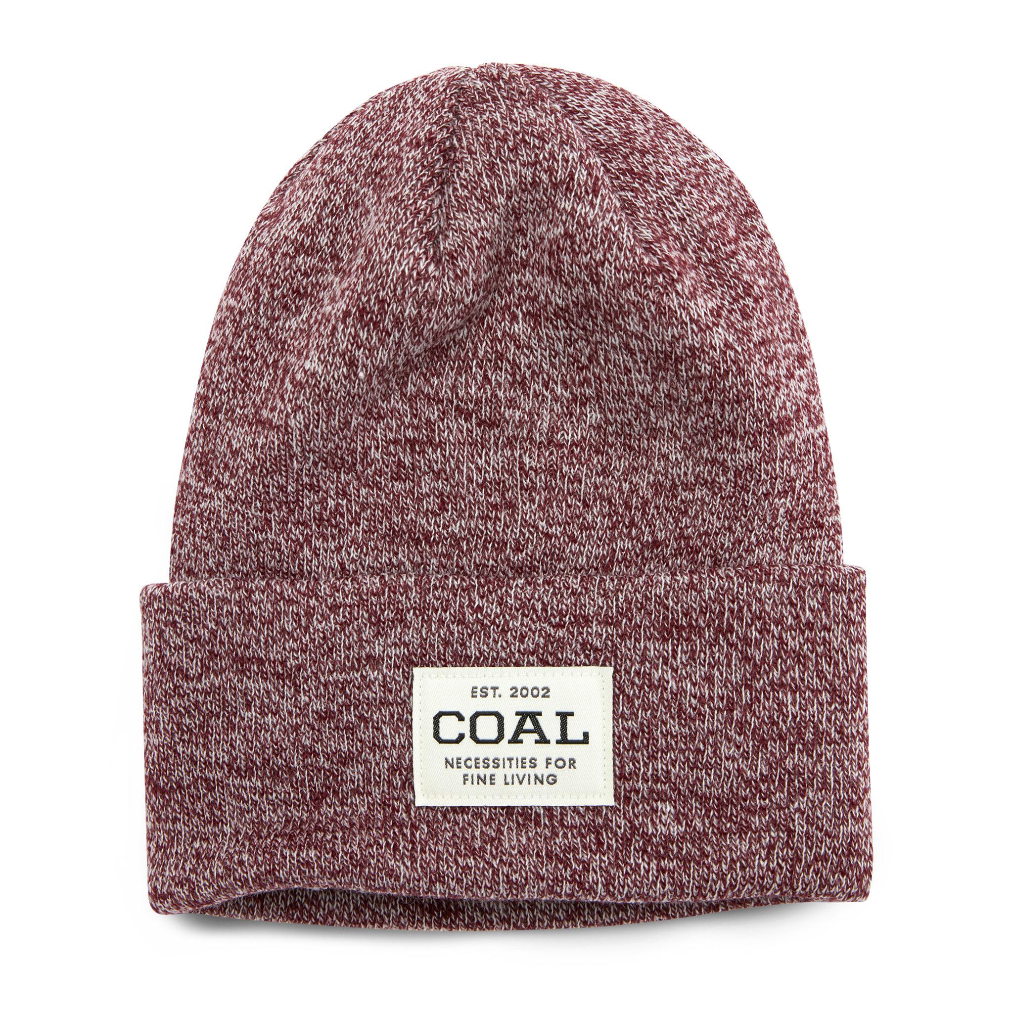 Coal Coal The Uniform - Burgundy Marl