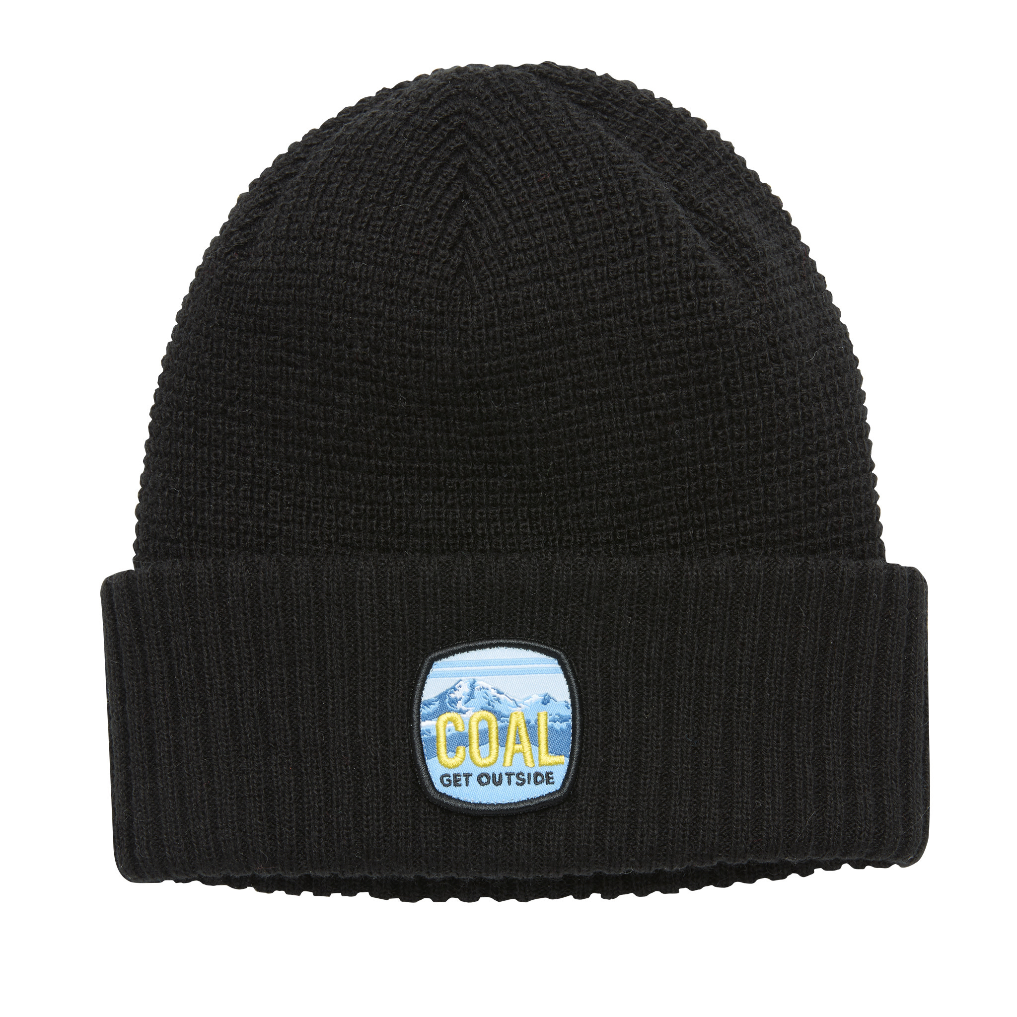 Coal Coal The Tumalo Beanie - Black
