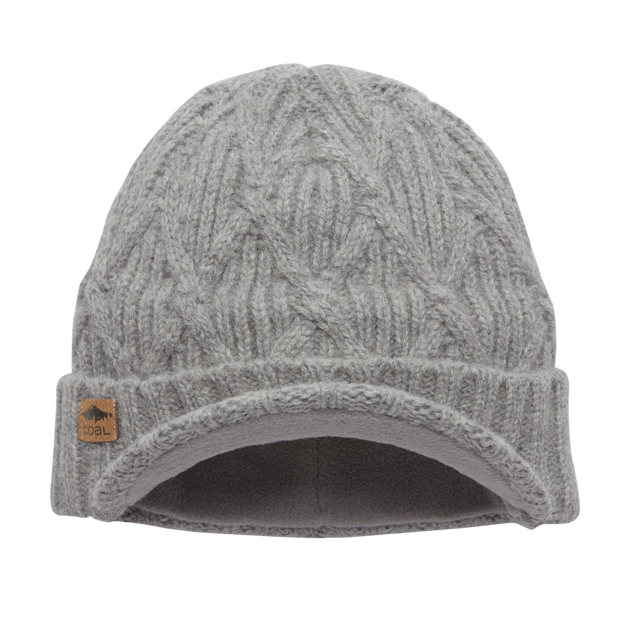 Coal Coal The Yukon Brim - Heather Grey