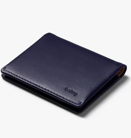 Bellroy Bellroy Slim Sleeve Wallet - Navy/Tan