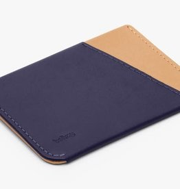 Bellroy Bellroy Micro Sleeve Wallet - Navy/Tan