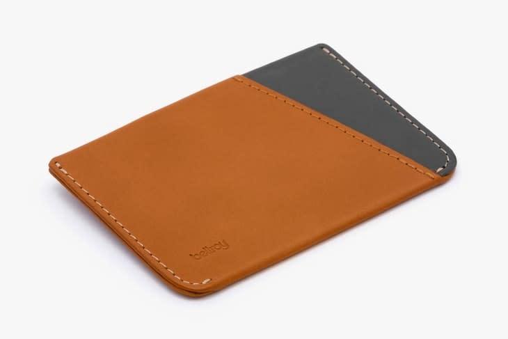 Bellroy Bellroy Micro Sleeve Wallet - Caramel