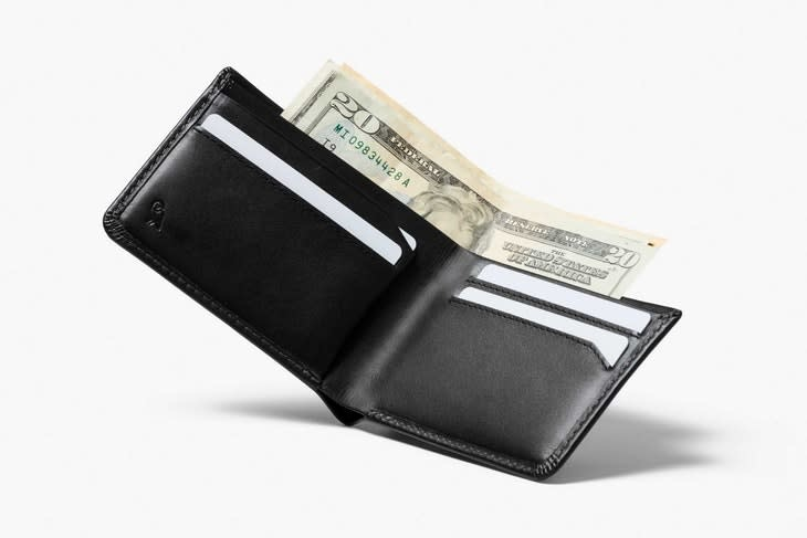 Bellroy Bellroy The Low Wallet - Black
