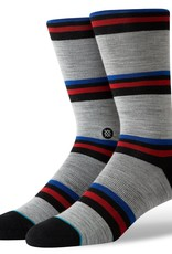Stance Stance Wooly - Charcoal