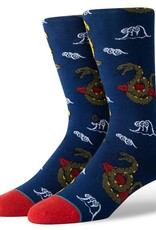 Stance Stance Get Snaked - Navy