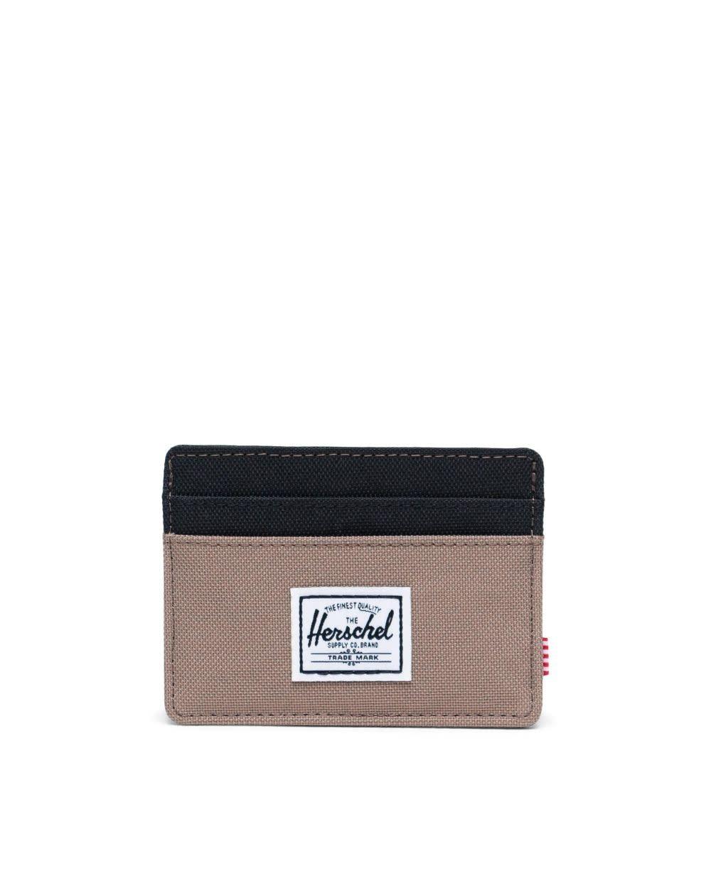 Herschel Supply Co. Herschel Charlie Wallet - Pine Bark/Black