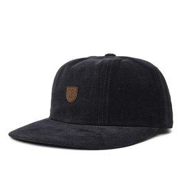 Brixton Brixton B-Shield III Cap - Black Cord