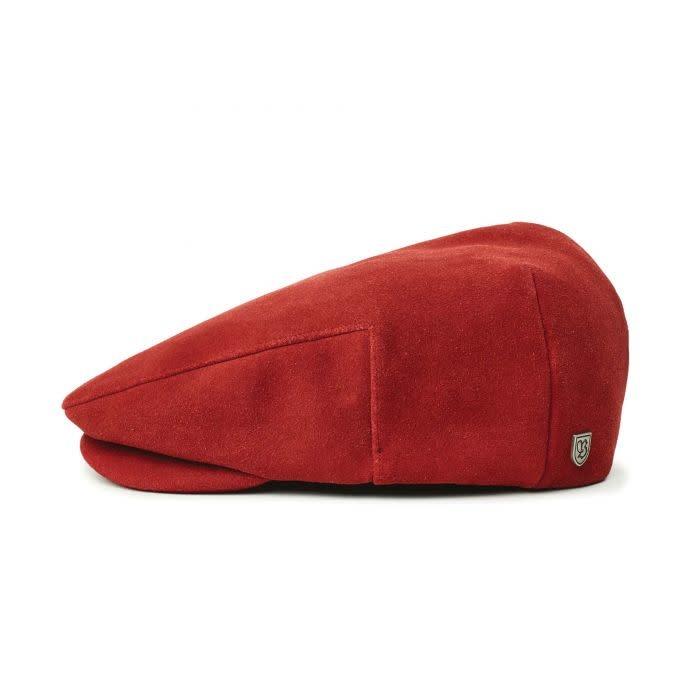 Brixton Brixton Hooligan II Snap Cap - Cardinal