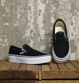 Vans Vans Classic Slip-On Platform - Black