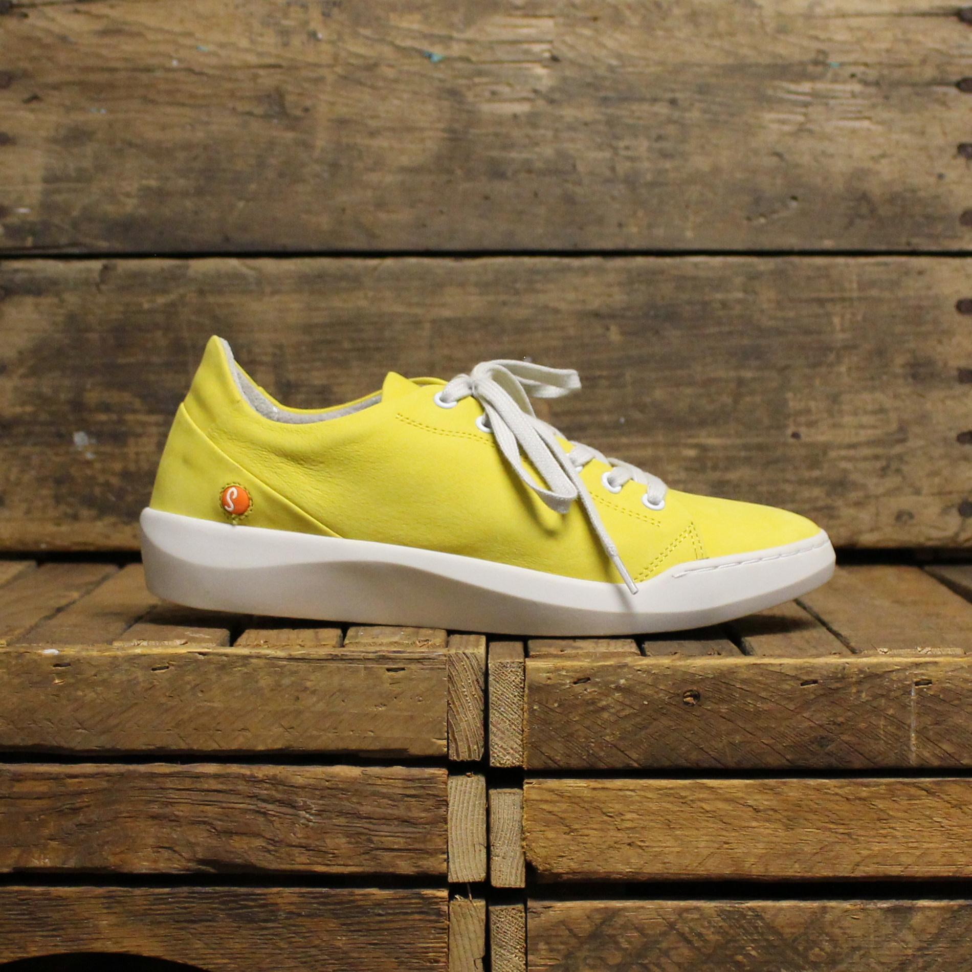 Softinos Softinos BAUK II - Bright Yellow