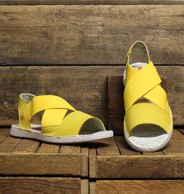 Softinos Softinos TEUL - Bright Yellow