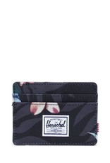 Herschel Supply Co. Herschel Charlie Wallet - Summer Floral Black