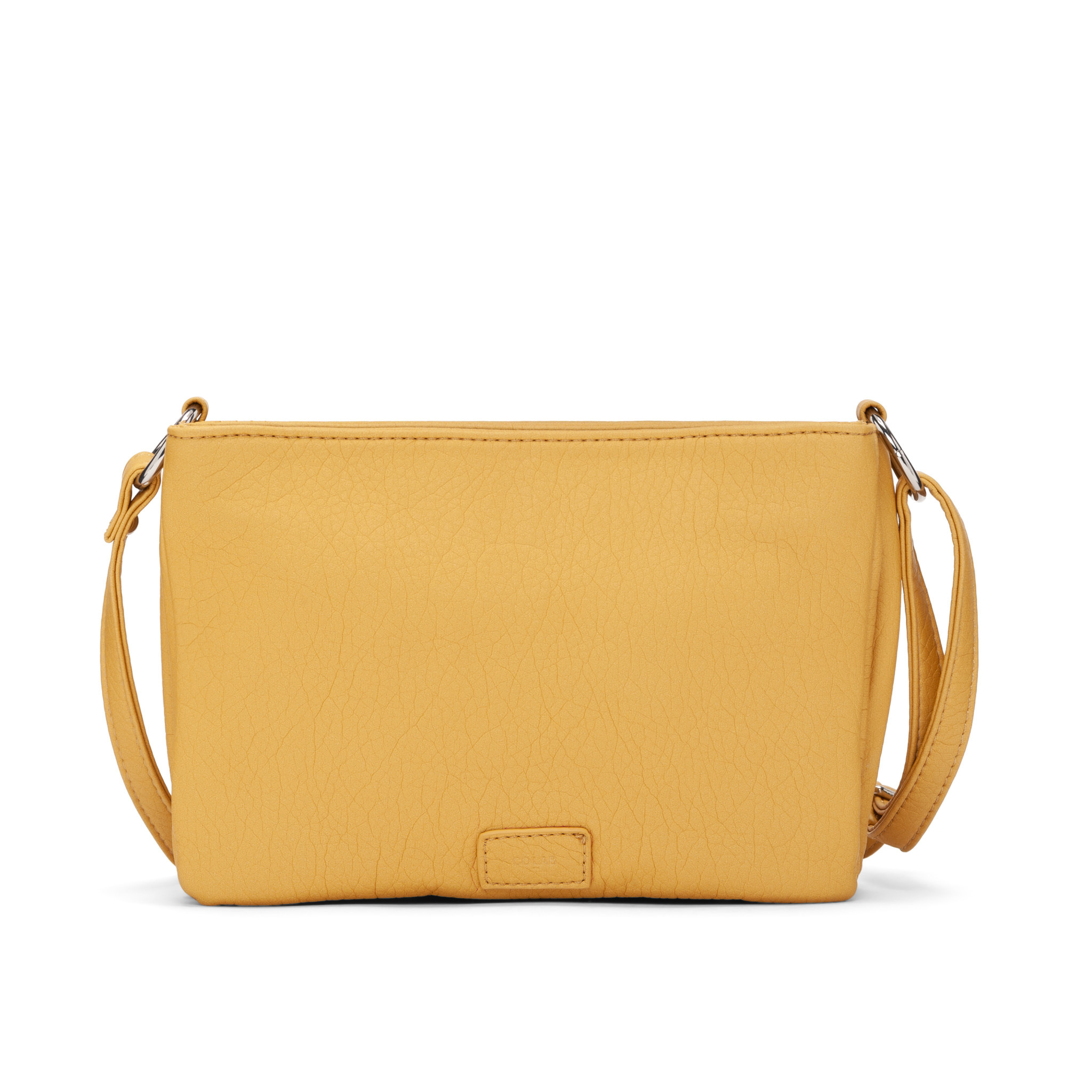Colab Colab Washed Vintage Triple Crossbody (#6400) - Mustard