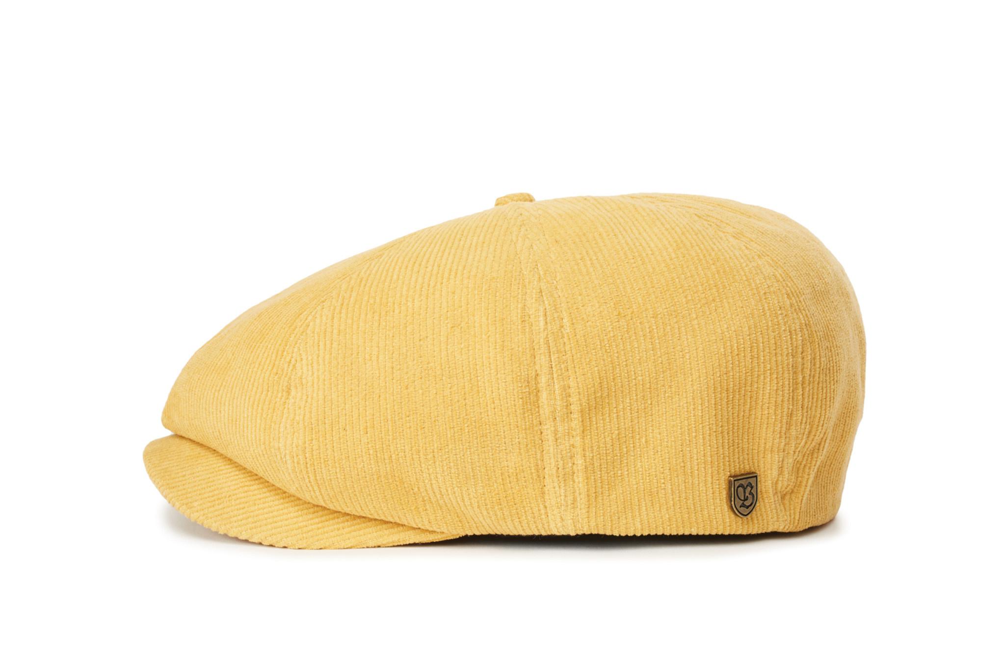 Brixton Brixton Brood LW Snap Cap - Sunset Yellow