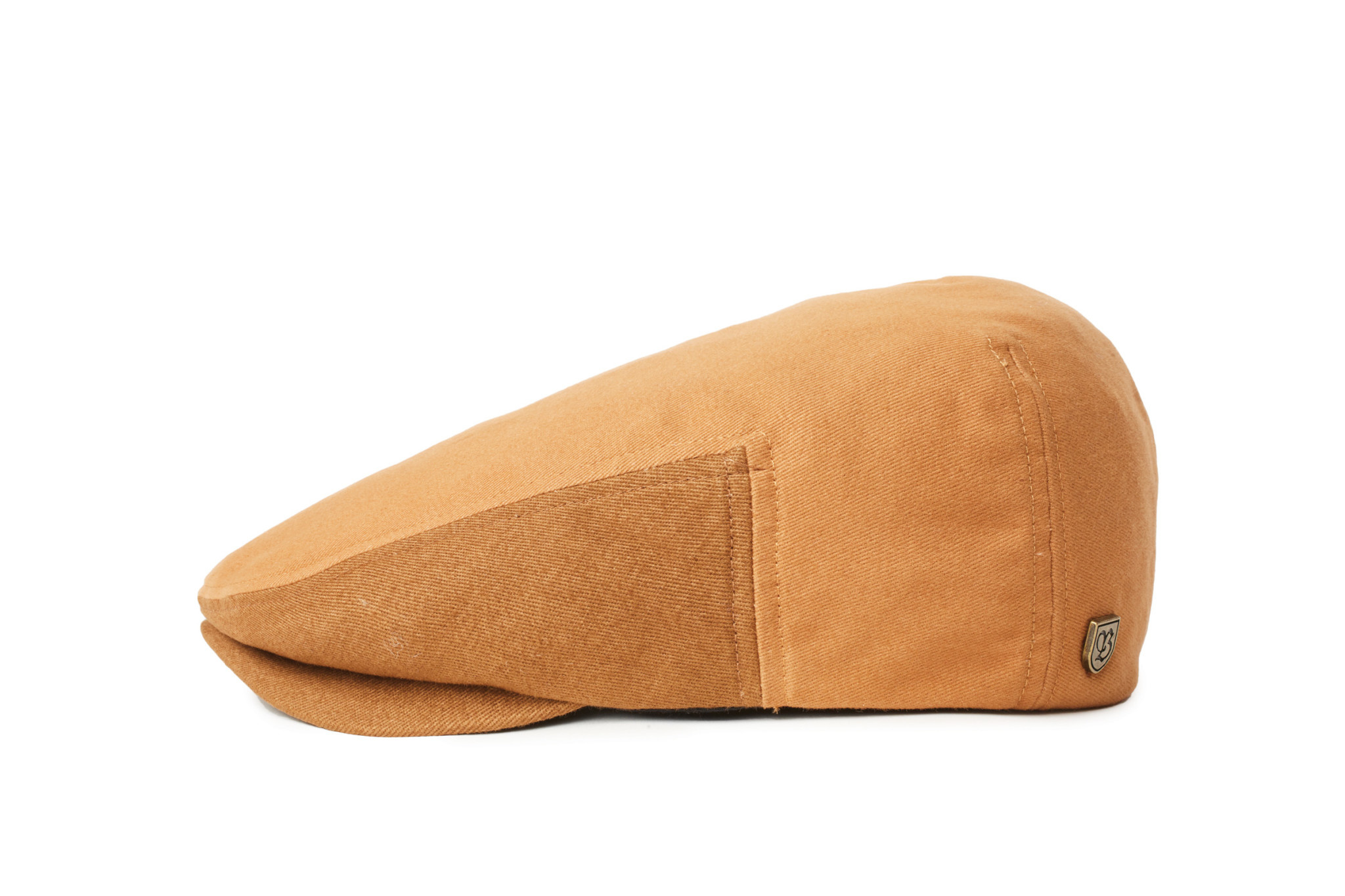 Brixton Brixton Hooligan LW Snap Cap - Washed Copper/Hide