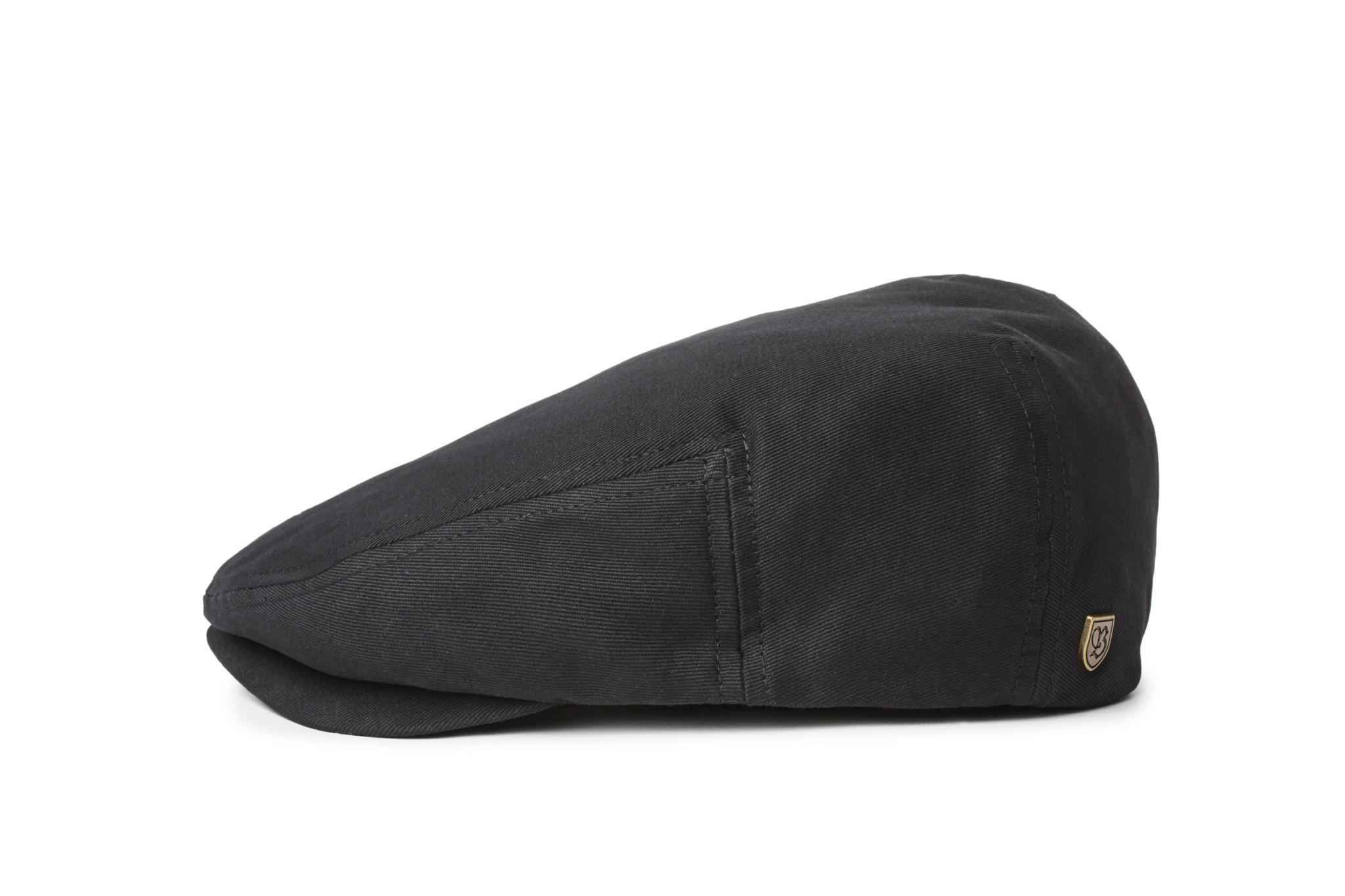 Brixton Brixton Hooligan LW Snap Cap - Black