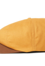 Brixton Brixton Report Snap Cap - Mustard/Brown