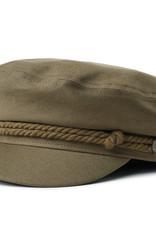 Brixton Brixton Fiddler Cap - Military Olive