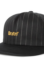 Brixton Brixton Gate LP Cap - Black