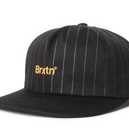 Brixton Brixton Gate LP Cap - Black