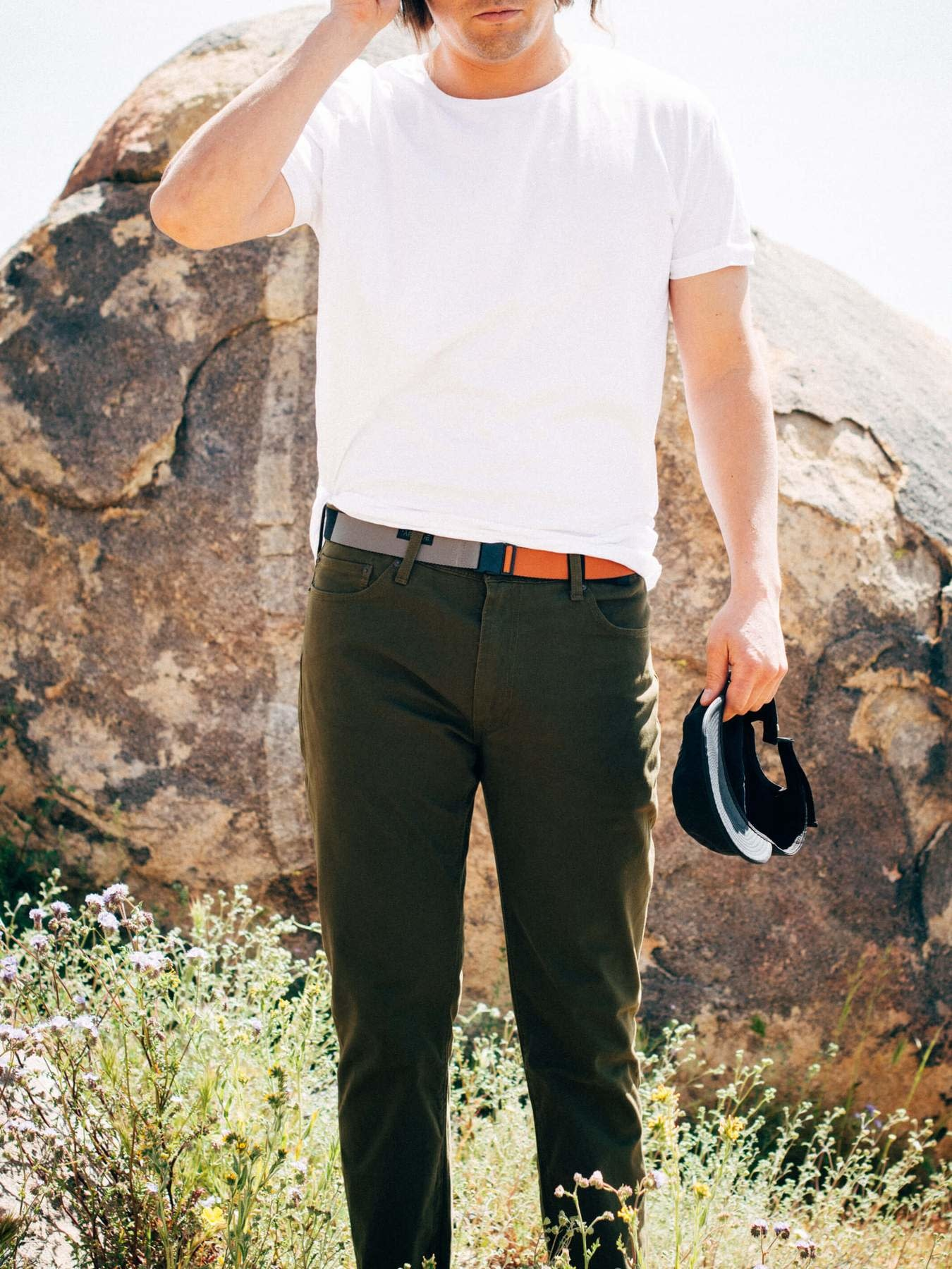 Arcade Arcade Ranger Slim - Deep Copper/Color Block