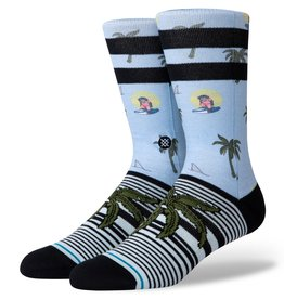 Stance Stance Aloha Monkey - Light Blue