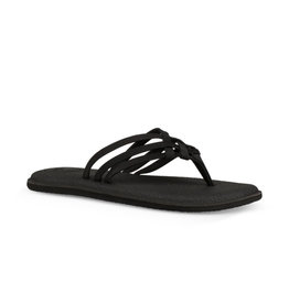 Sanuk Sanuk Yoga Salty - Black