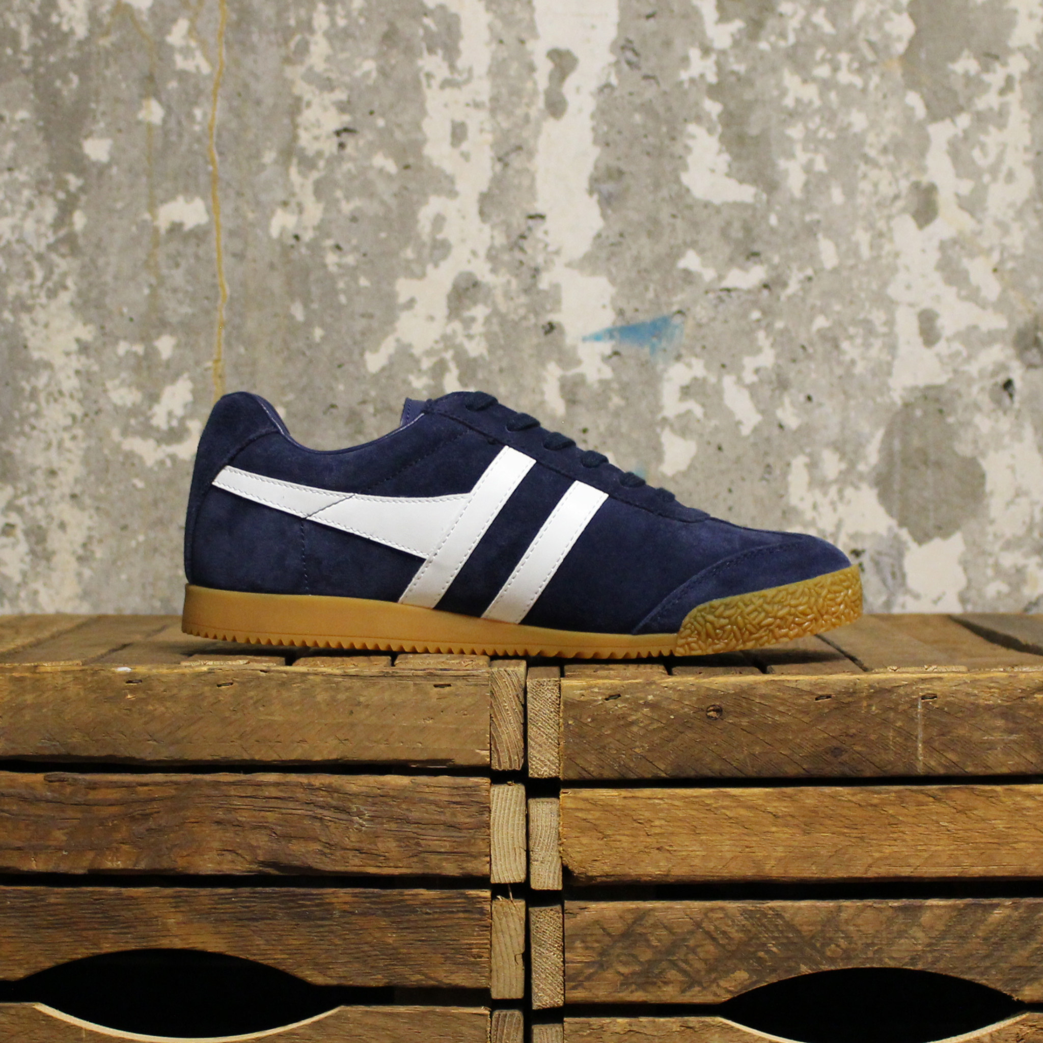 Gola Gola Mens Harrier - Navy/White