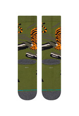 Stance Stance Big Cat Crew - Green