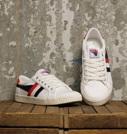 Gola Gola Tennis Mark Cox - Off White/Black/Red