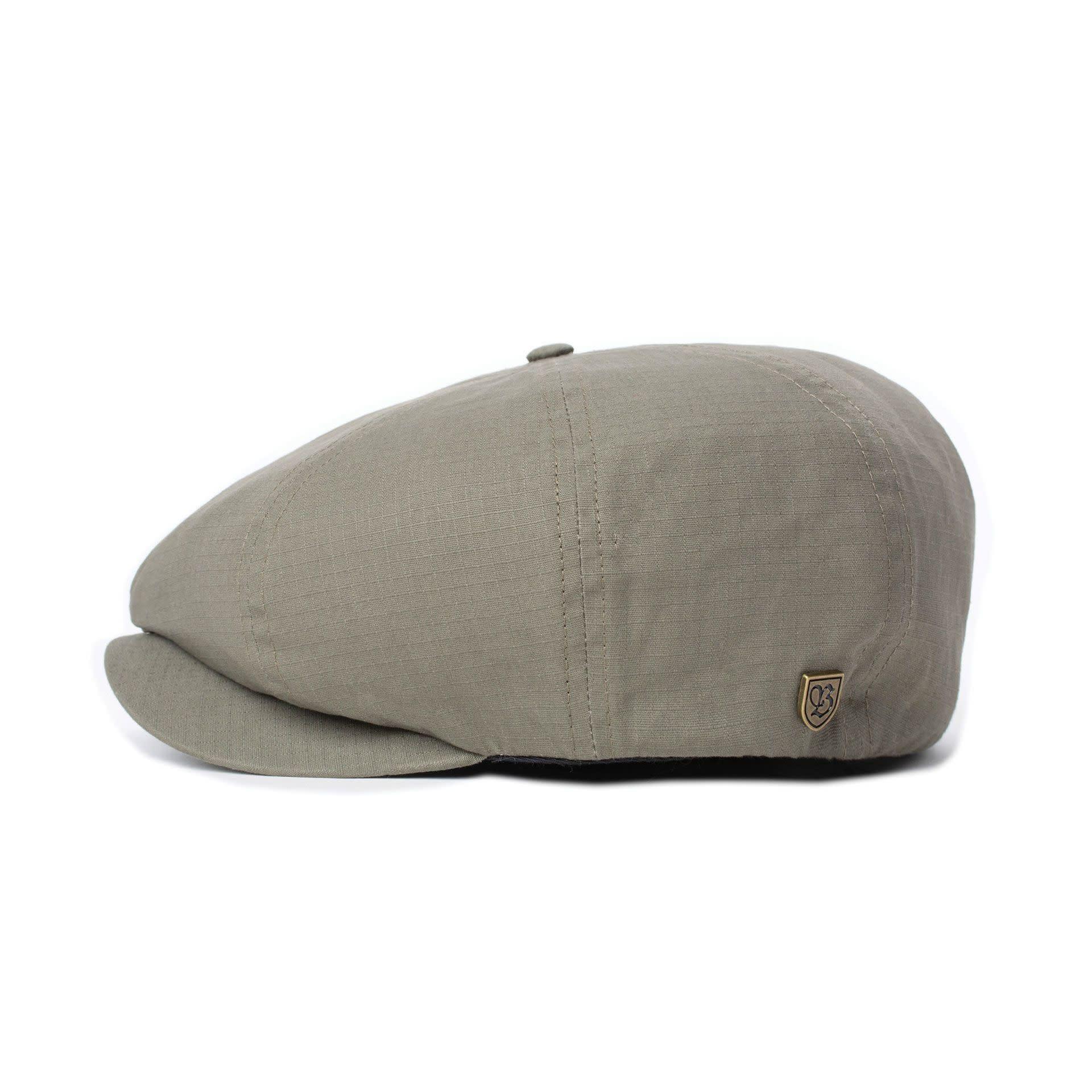 Brixton Brixton Brood Snap Cap - Dark Military Olive