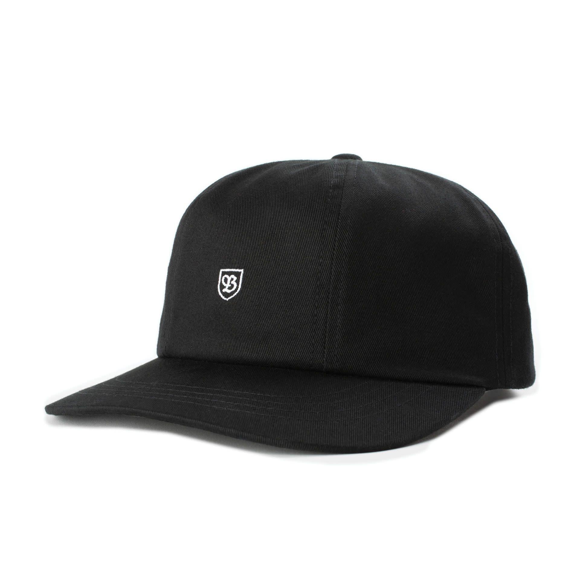 Brixton Brixton B-Shield III Cap - Black