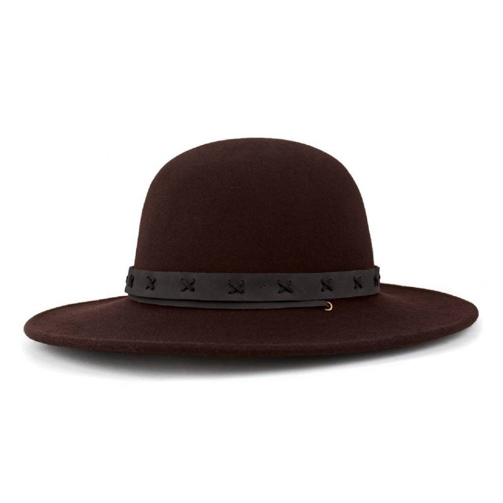 Brixton Brixton Clay Hat - Chestnut