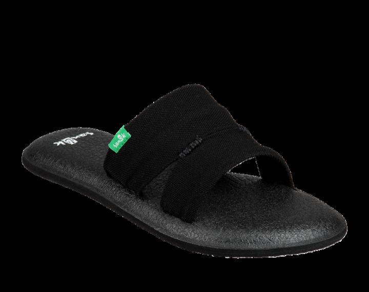 Sanuk Sanuk Yoga Mat Capri - Black