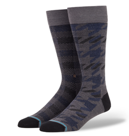 Stance Stance Plaid Out - Charcoal