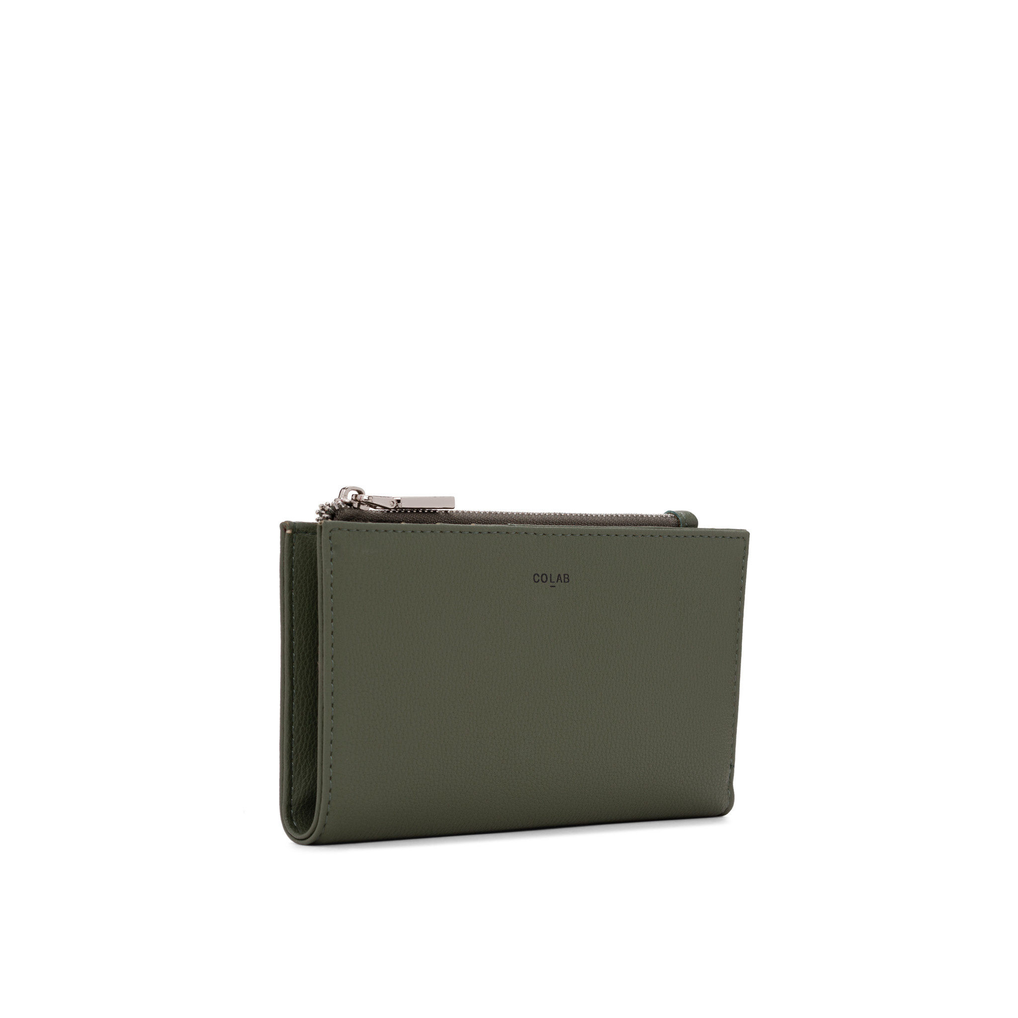 Colab Colab May Pebble 2.0 Wallet (#6421) - Olive