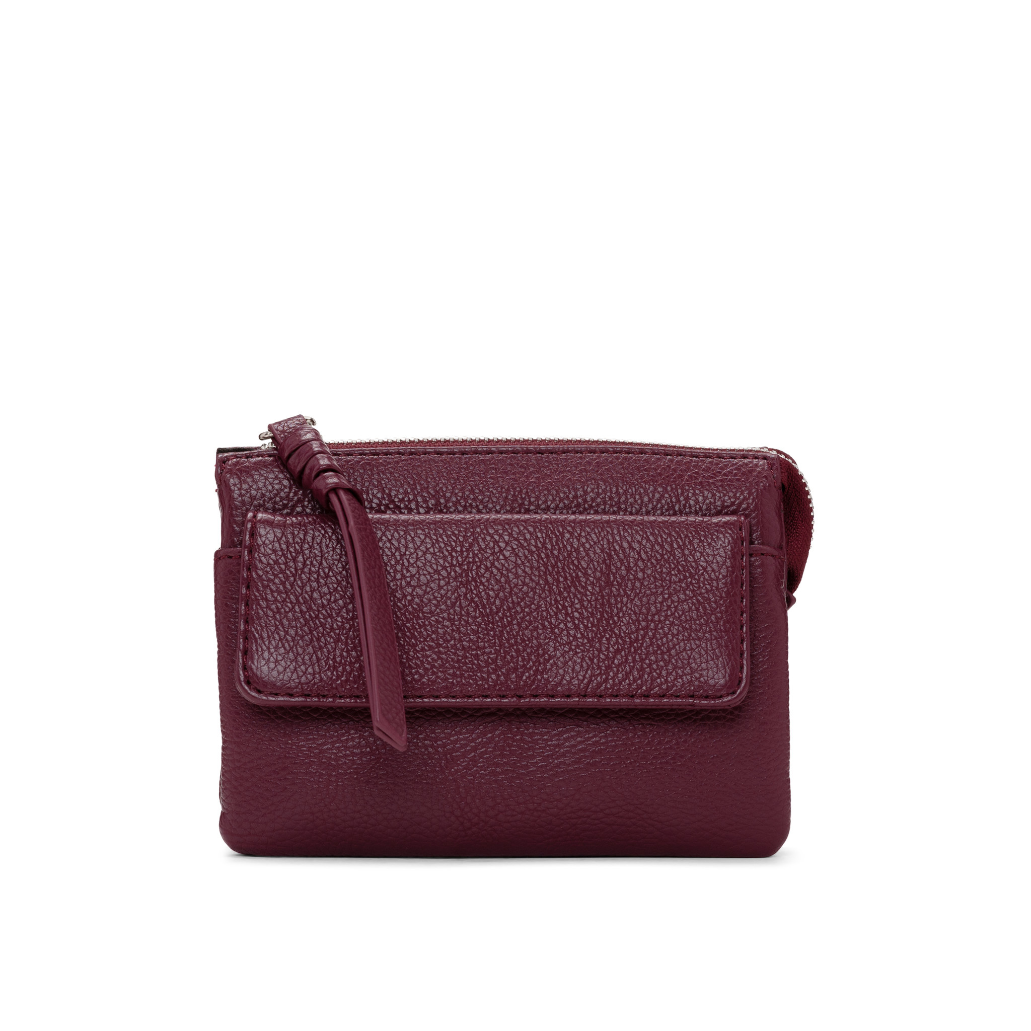 Colab Colab Smooth Pebble Wallet (#6532) - Wine