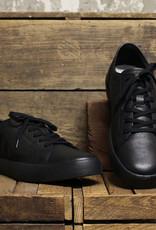 Softinos Softinos ROSS Smooth Leather - Black/Black Sole