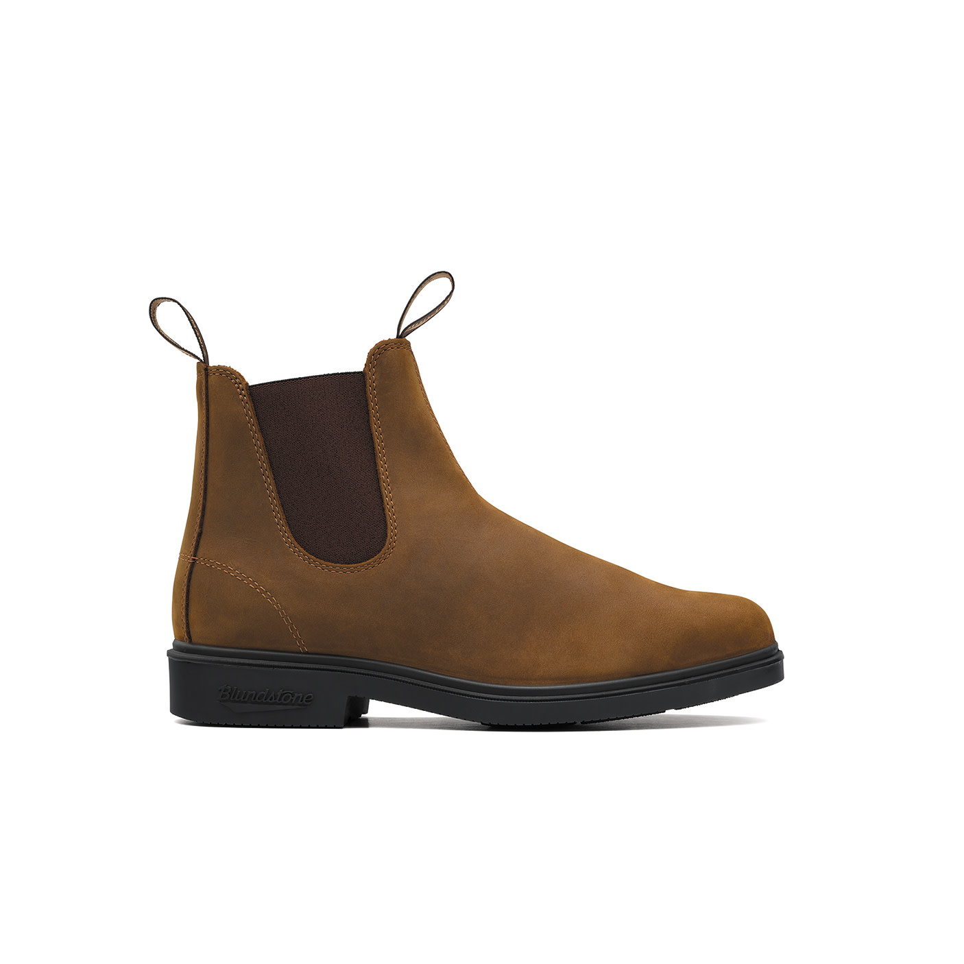 Blundstone Blundstone Chisel Toe Dress Boot 064 - Crazy Horse Brown