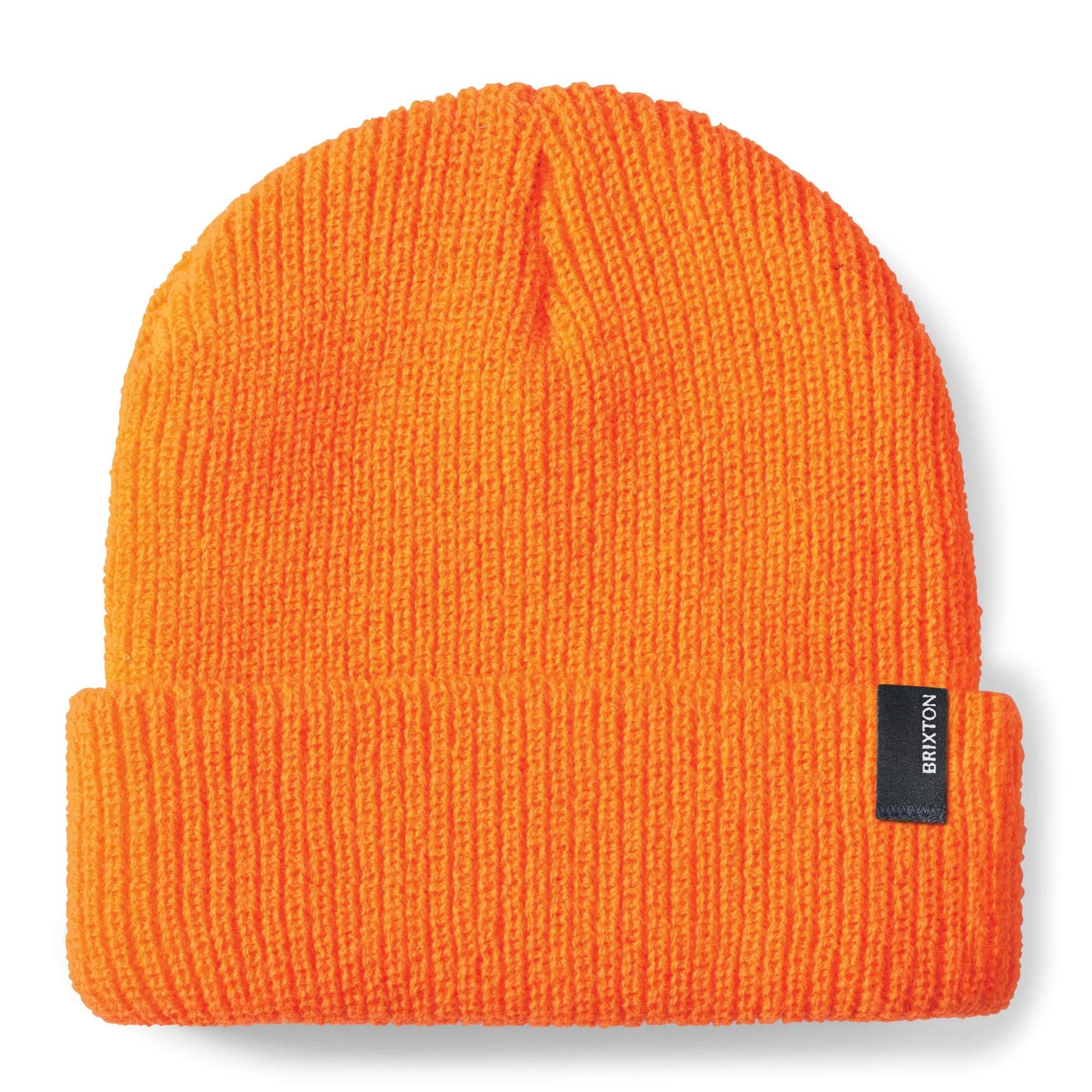 Brixton Brixton Heist Beanie - Athletic Orange