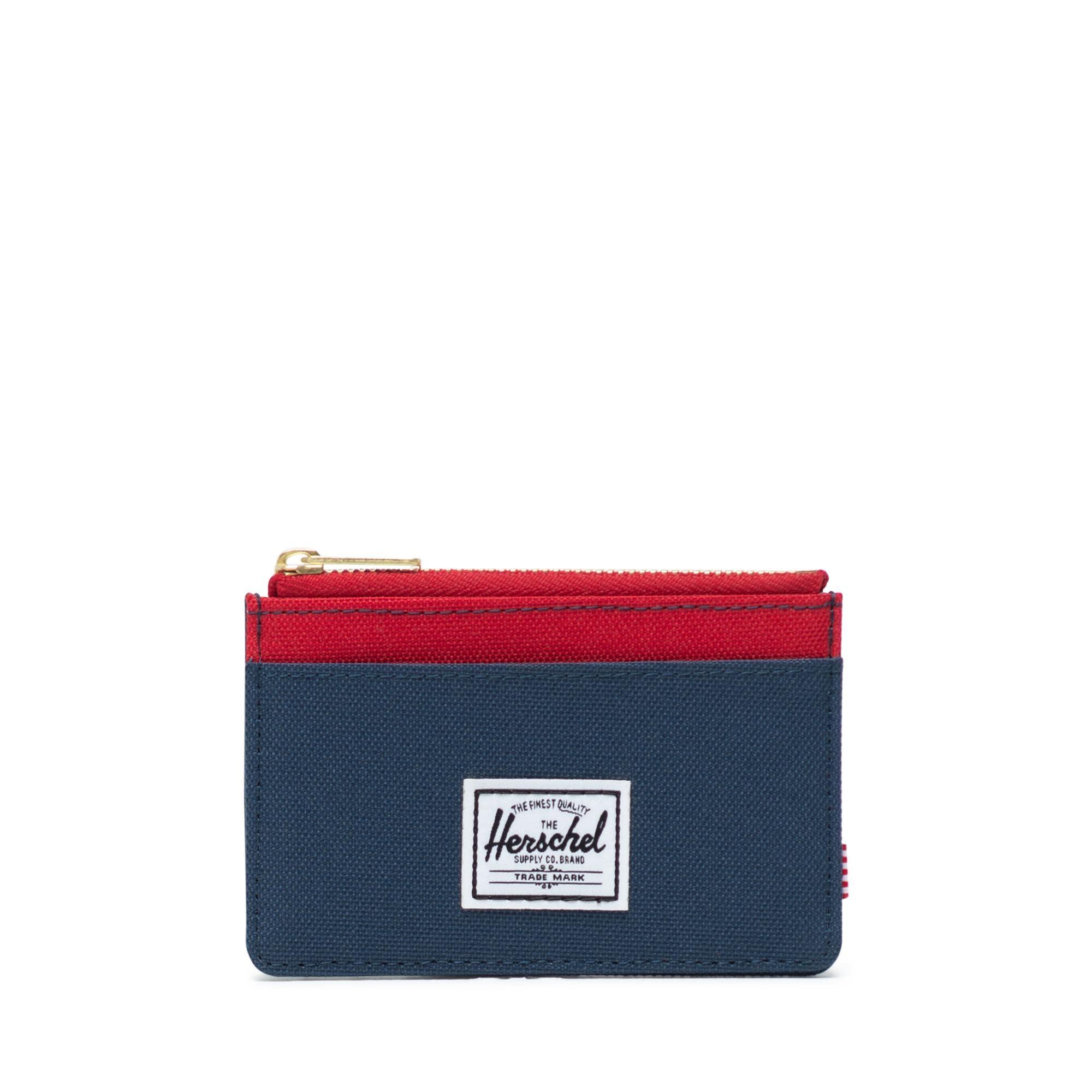 Herschel Supply Co. Herschel Oscar Wallet - Navy/Red/RFID