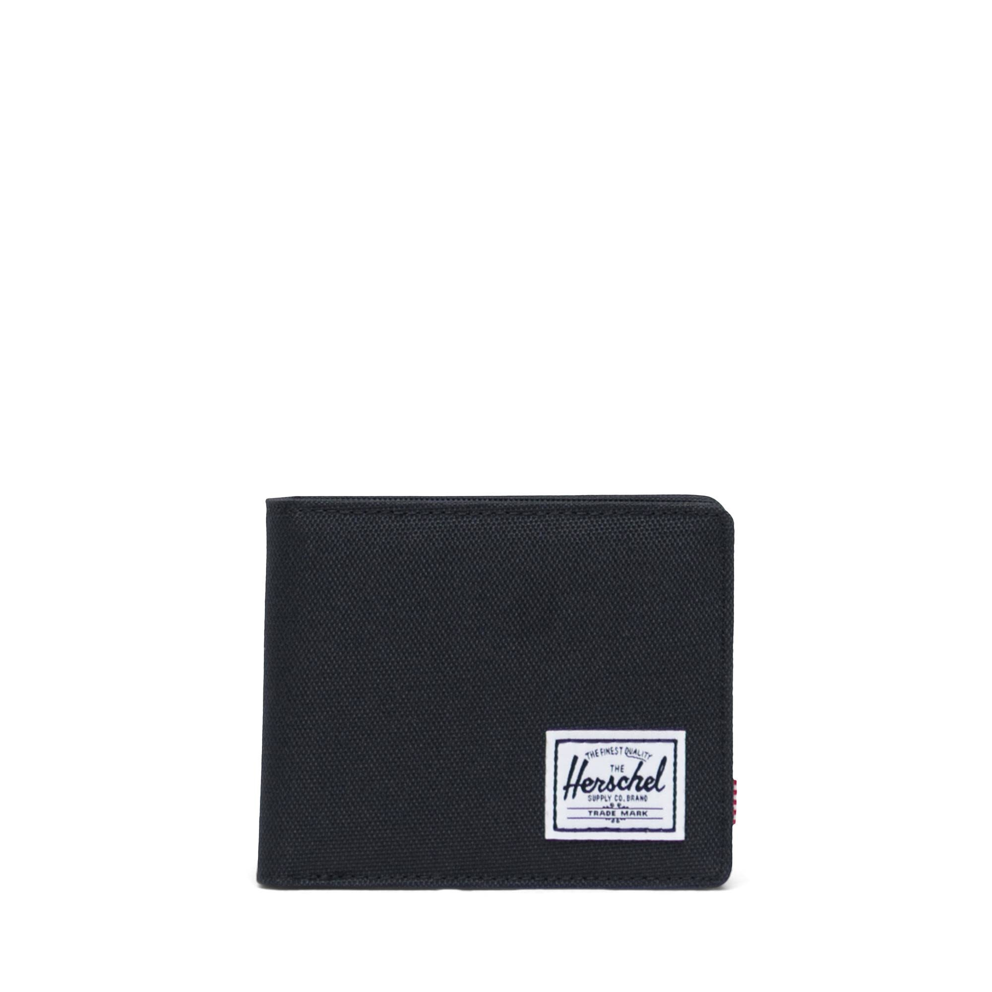 Herschel Supply Co. Herschel Roy Coin Wallet - Black/RFID