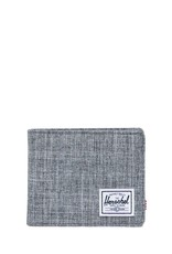 Herschel Supply Co. Herschel Roy Coin Wallet - Raven Crosshatch