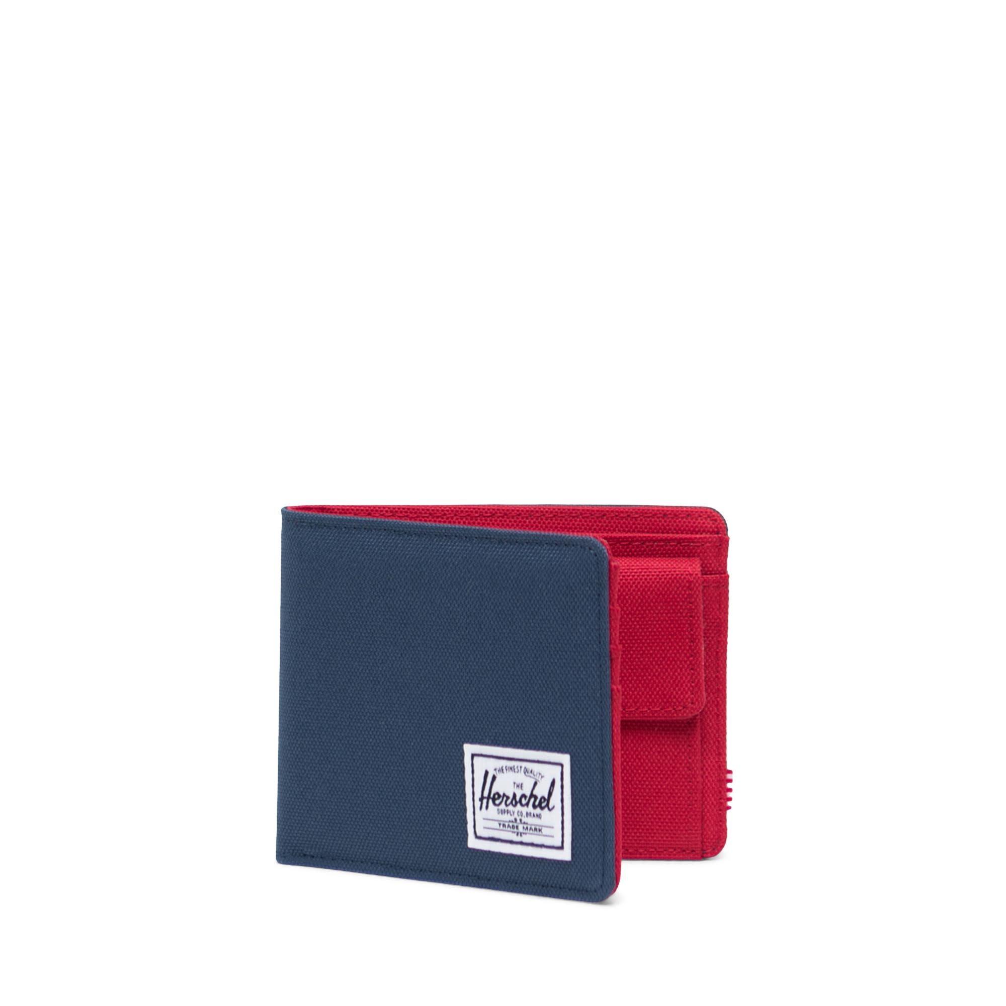 Herschel Supply Co. Herschel Roy Coin Wallet - Navy/Red