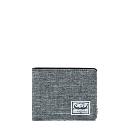 Herschel Supply Co. Herschel Hank Wallet - Raven Crosshatch