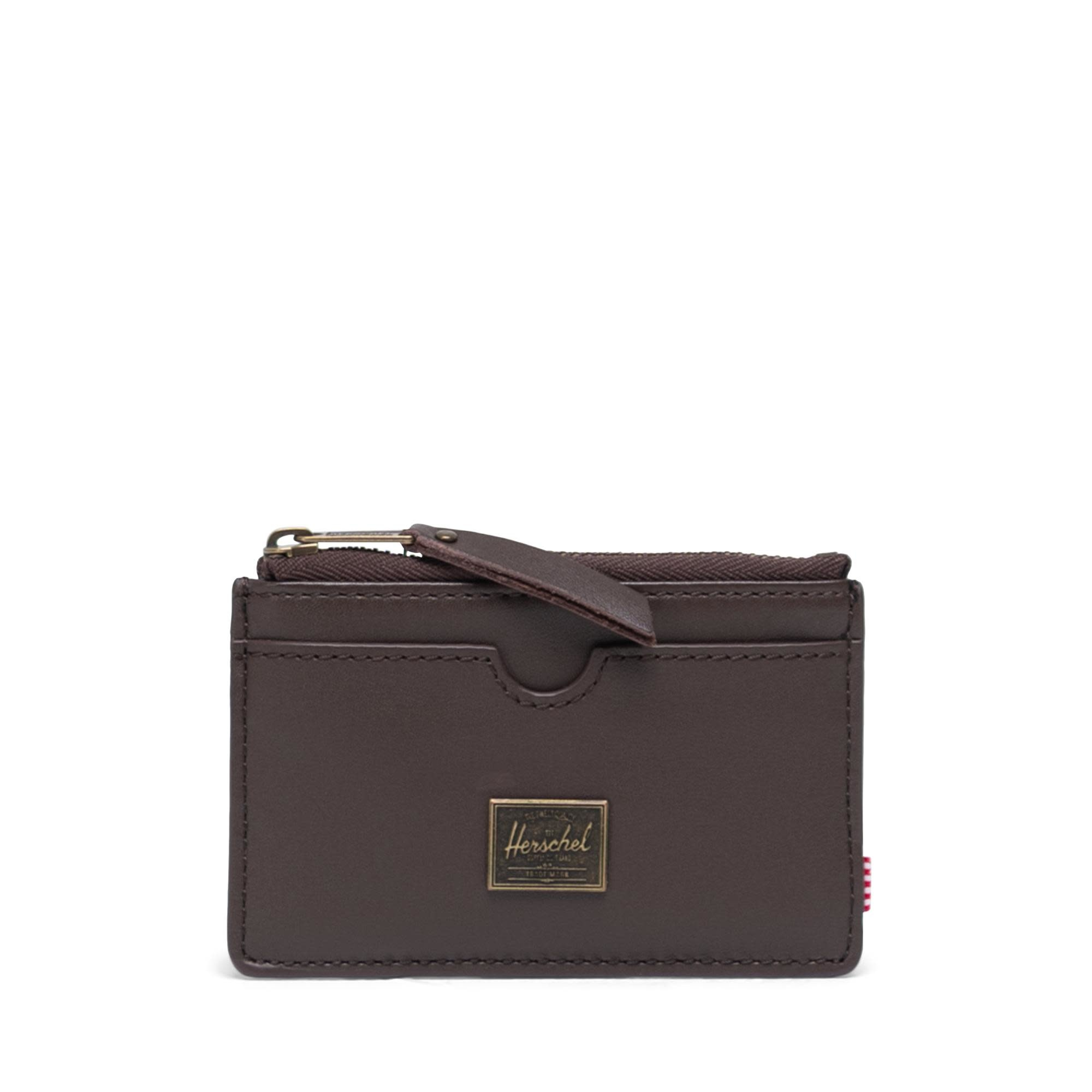 Herschel Supply Co. Herschel Oscar Leather Wallet - Brown