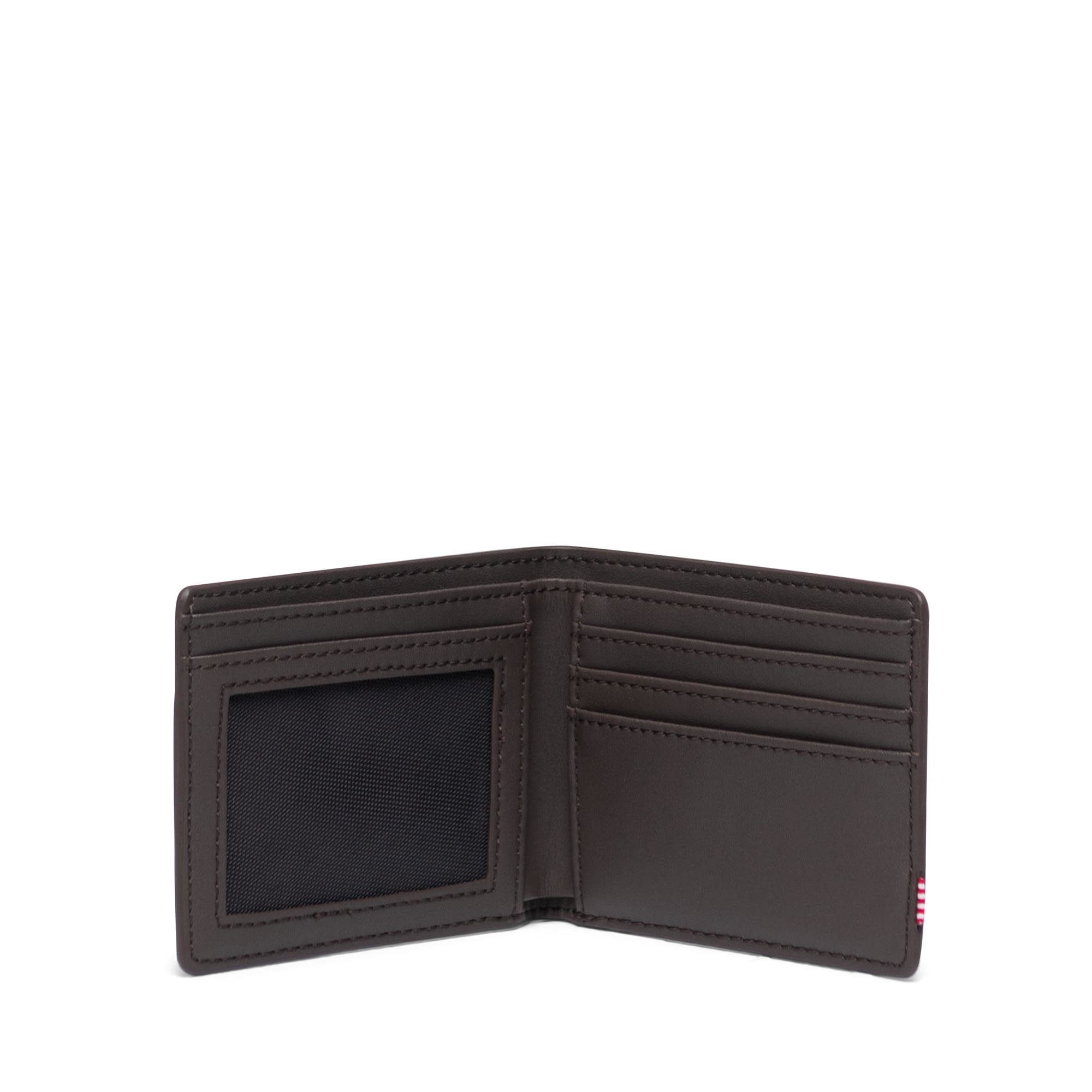 Herschel Supply Co. Herschel Hank Leather Wallet - Brown/RFID