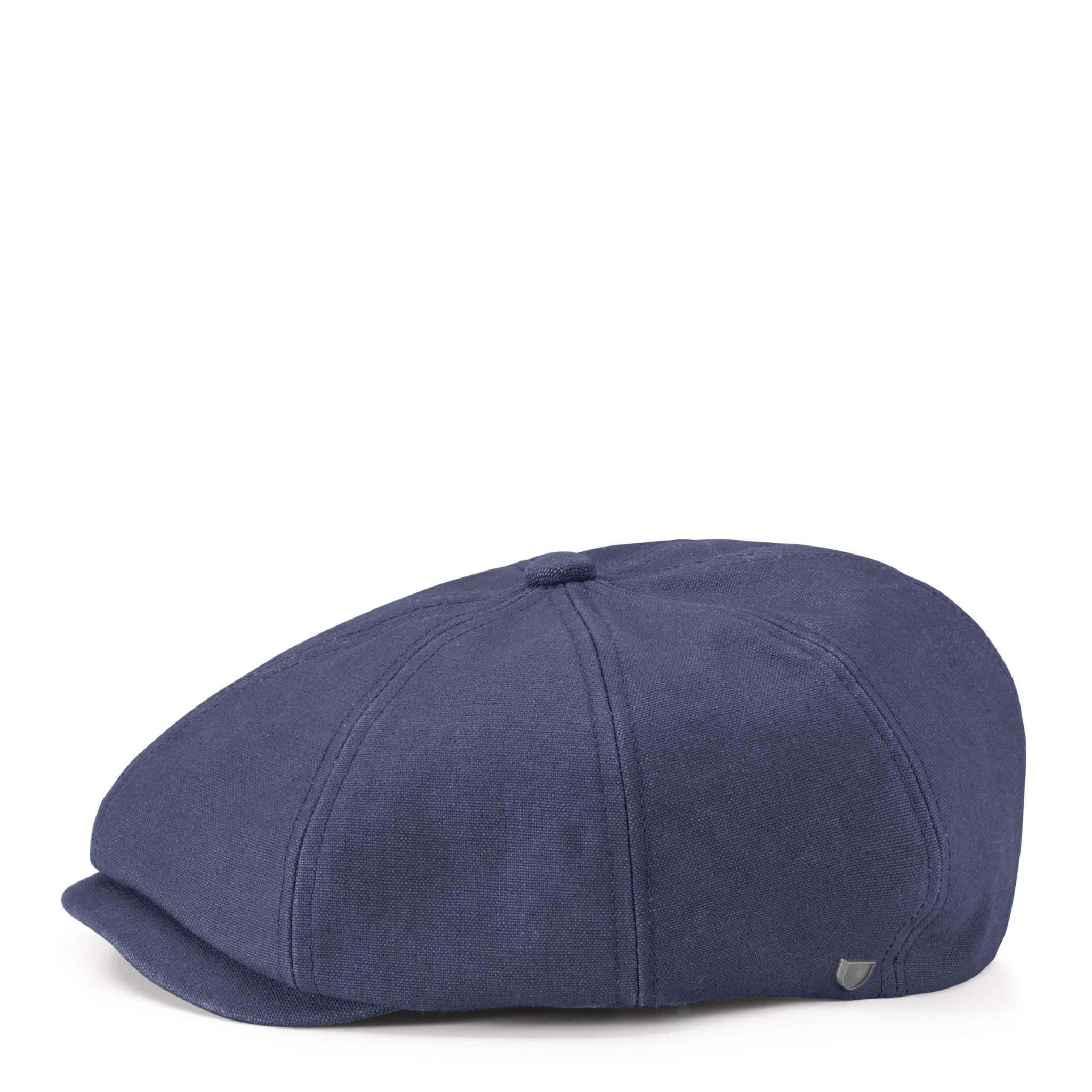 Brixton Brixton Brood Reserve Snap Cap - Washed Navy