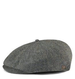 Brixton Brixton Brood Snap Cap - Carolina Blue/ Grey