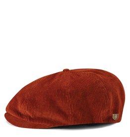 Brixton Brixton Brood Snap Cap - Amber